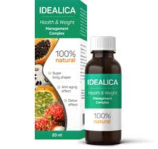 Idealica Tropfen - Amazon test forum